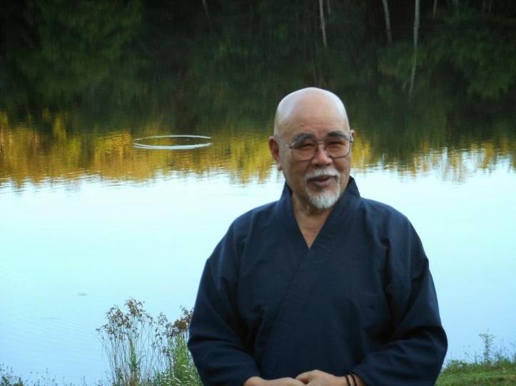 Inamoto Sensei _Dai Bosatsu Zendo_Bleecher Lake